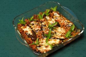 Baked Eggplant - Persian