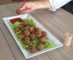 Turkey Meatballs  (GF)